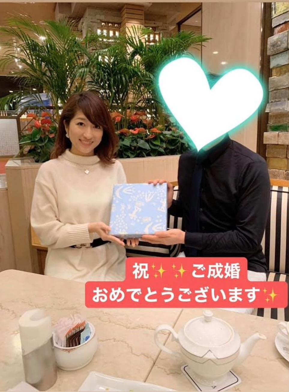 【ご成婚】東海地方在住・35歳男性会員様・ご成婚!