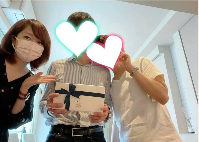【ご成婚】51歳大手企業ご勤務男性・ロマンチックプロポーズ&ご成婚!